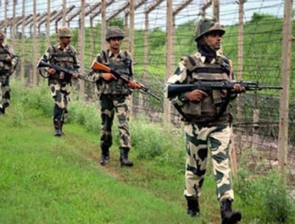 BSF Kills Suspected Cattle Smuggler in North Bengal