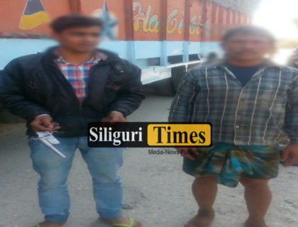 Six arrested with firearms in Siliguri