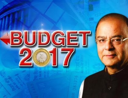 15 Highlights of Union Budget 2017
