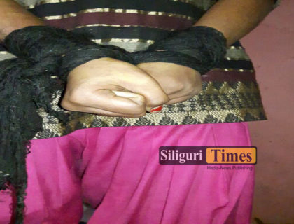 Girl found hanging with tied hands in Siliguri