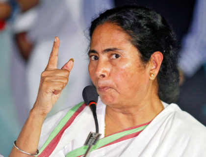 """Will Give My Life But Will Not Support The Division Of West Bengal""- CM Mamata Banerjee"
