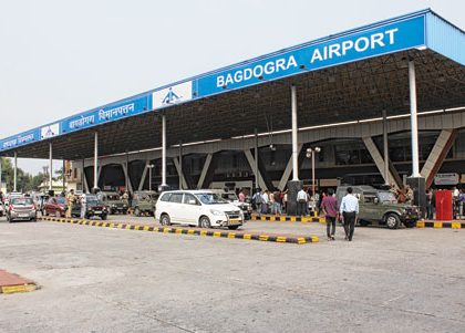 Bagdogra Airport Witnesses Fewer Passengers, Airlines Withdraw Flights