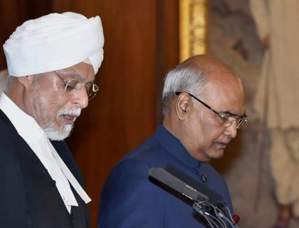 Ram Nath Kovind Swears In As 14th President Of India