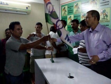 Trinamool Welcomes More Than 100 New Members In Siliguri