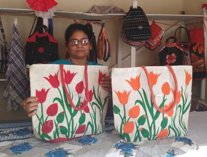 State Handicraft Fair Conducted In Siliguri's Kawakhali
