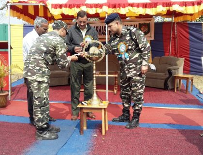 SSB Inaugurates Mushroom Cultivation Training Camp In Dangujot