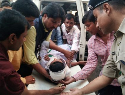 4 Exam Students, E-Rickshaw Driver Injured In Coochbehar's Road Accident