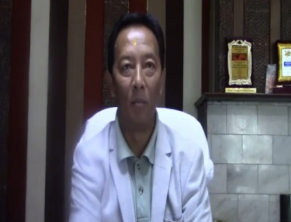 Binay Tamang Pleased With Supreme Court's Decision Of Rejecting Bimal Gurung's Pleas