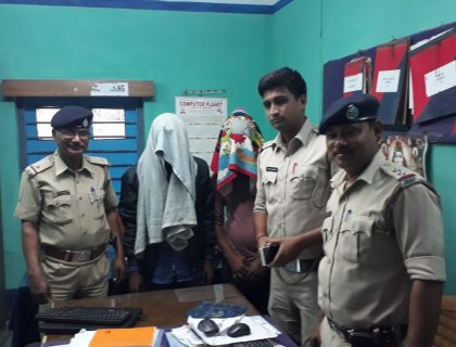 Police Arrests Culprits 48 Hours After Robbery In Islampur