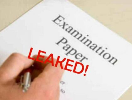 Madhyamik Question Paper Allegedly Leaked In Malda