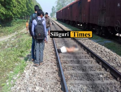 Man Gets Run Over By Train In Falakata, Dies