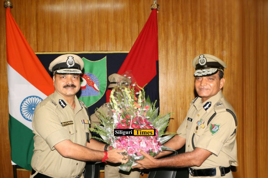 Ajmal Singh Katath is the new IG of BSF North Bengal